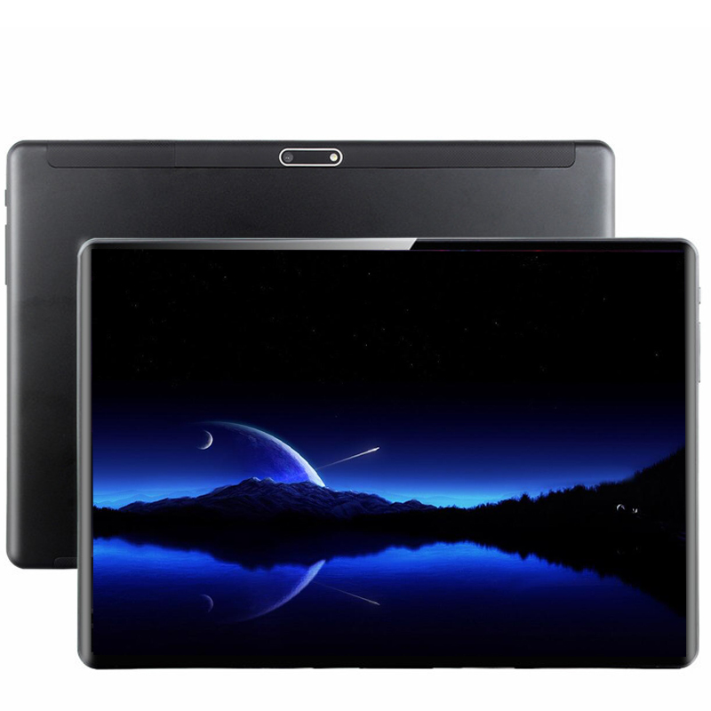 128G CP9 10 Inch Glass Screen Tablet 3G LTE Octa 8 Core 6GB + 128GB ROM Dual SIM 5.0 MP GPS Android 9.0 Google IPS The Tablet Pc