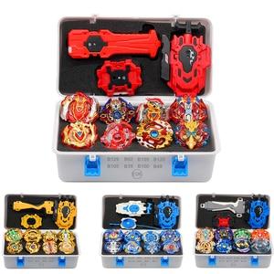 Takaray Tomy Beyblade traje de explosión Bel Blade Bayblade Arena Original Blade Metal Launcher Blade Pion presente caja de juguete para niños