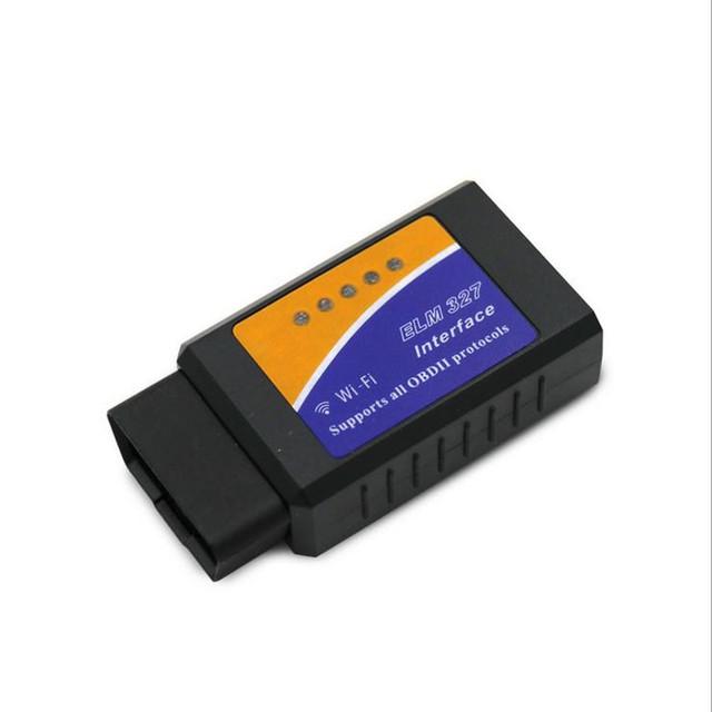 ELM 327 Wifi A-WB18A-H V1.5 OBD2 OBDII Car Diagnostic Scanner Chip OBD 2 Auto Code Reader Android/IOS Diagnostic-Tool