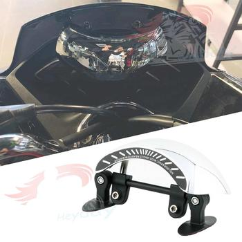 Wide Angle Motorcycle Rearview Rear View Mirror Windshiled Windscreen Safety Mirrors For BMW R1250 RS/GS/RT K1600 GT C400 C650GT