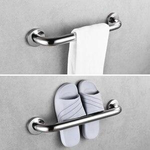 Bad Haltegriffe für Ältere Behinderte Barriere Freies Sicherheit Handlauf Edelstahl Dusche Badewanne Griff Wand Halterung Handtuch Rack