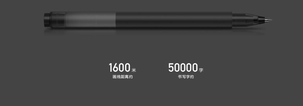 Xiaomi Mi Jumbo Gel Ink Pen 10 Pieces 4