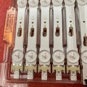 Image 4 - 10 PCS LED תאורה אחורית רצועת עבור UE40JU6000K UE40MU6000 UE40MU6100 UE40MU6105 UE40JU6500 S_5U75_40_FL_R05 L04 LM41 00120S 00120R