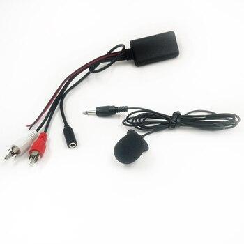 Biurlink-Adaptador de Audio y música para Pioneer Alpine Sony 2RCA, Bluetooth, módulo...
