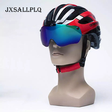 цена на 4-color Helmet Outdoor Bicycle Helmet Riding Lightweight Comfortable Breathable Mountain Bike Bicycle Helmet Bicycle Equipment