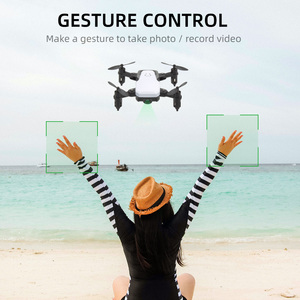 Image 4 - PEGI Mini RC Drone with Camera HD 1080P FPV Wifi Remote Control Professional Quadcopter Pocket Selfie Drones Toy Gift for Kids