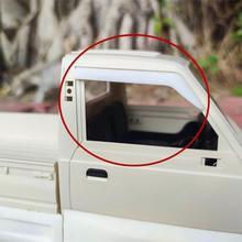 DIY Upgrade Modified Model Of Rain Shield Decoration Card Accessories For Micro Control Truck Remote L8H1