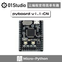 Pyboard V1.1 CN micro python programowanie mikrokontroler STM32 wbudowana płyta rozwojowa w Części do klimatyzatorów od AGD na