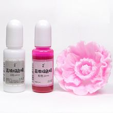 10ML Flower Favor Epoxy Resin Pigment Ink Colorant Dye Resin Jewelry Making Tool