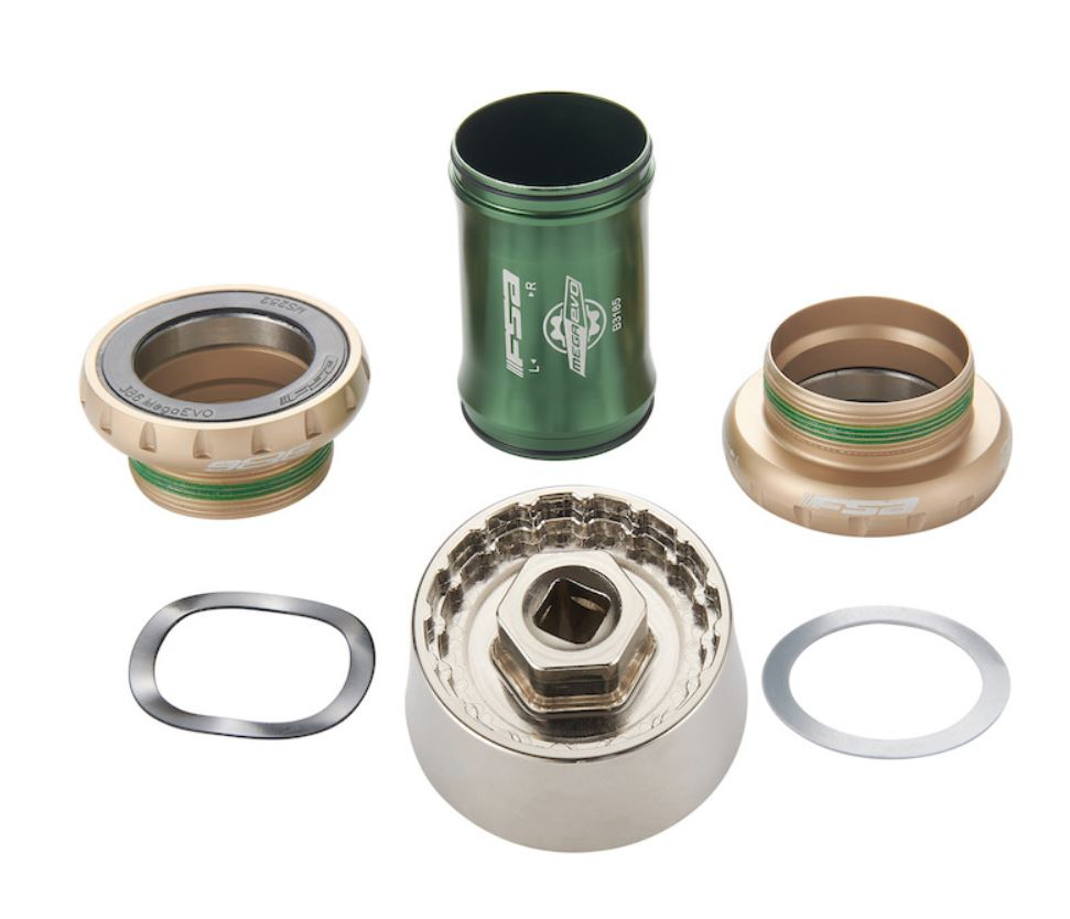 5 In 1 Durable Bottom Bracket Cup Tool For BB9000 BBR60 Durable Bottom Bracket Cup Tool DUB BSA30 FSA386