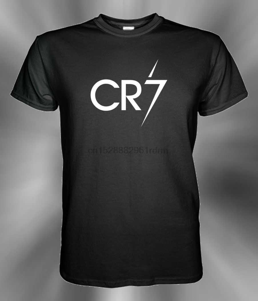 CR7 Cristiano Ronaldo T-Shirt taille S M L XL 2XL 3XL été hommes mode confortable t shirtCasual manches courtes T-Shirt