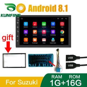 Image 4 - 2 Din 2.5D ekran Android 10.0 araba radyo multimedya Video oynatıcı evrensel Stereo GPS harita için Volkswagen Nissan Hyundai toyota