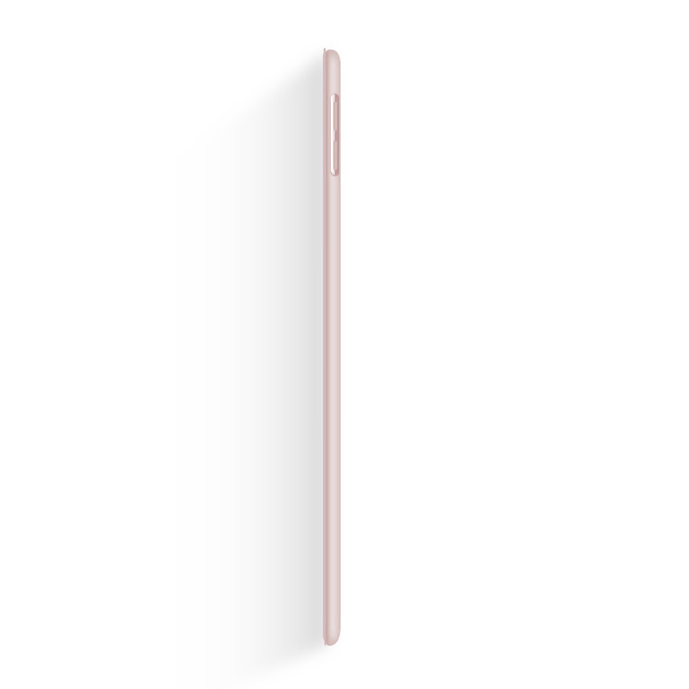 Shell Apple 8th-Generation-Case Magnetic Soft-Silicone iPad for 7th A2197 Smart-Cover