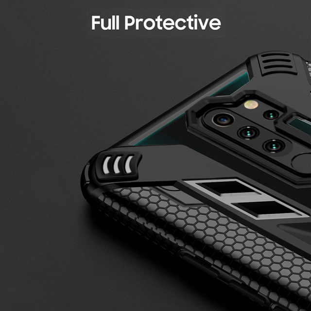 Per la Nota Redmi 9S 8 Pro Caso per Caso Xiaomi Redmi Nota 7 8T K20 K30 Magnetica Supporto per Auto per il caso di Xiaomi Mi Nota 10 PRo 9T 8 A3 Lite 5
