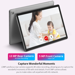 Image 5 - Teclast M18 10.8 Inch IPS Android Tablets 2560×1600 Resolution 4GB RAM 128GB ROM 13MP Rear 5MP Front 4G Network Phone Call