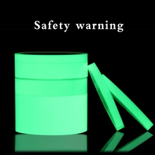 ZUIDID Various Sizes 1/5m Reflective Car Helmet Motorcycle Fluorescent Emergency Lines Green Luminous Tape