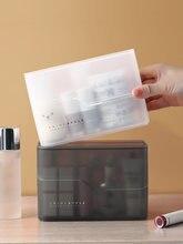 Косметическая коробка для хранения кистей макияж лак ногтей