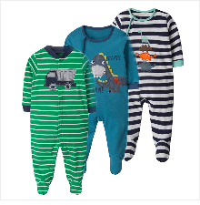 Hec77a7f8da644d8c9b25b30bf36766f3j Baby Girl Romper Newborn Sleepsuit Flower Baby Rompers 2019 Infant Baby Clothes Long Sleeve Newborn Jumpsuits Baby Boy Pajamas
