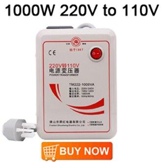 w 50-60 hz step down voltagem conversor
