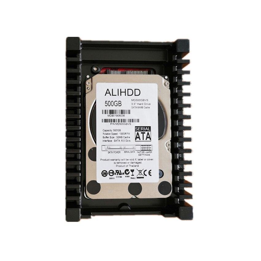 """VelociRaptor 500GB 6.0Gb/s 10000 RPM 32MB Cache SATA  3.5"""" Internal Hard Drive Bare Drive Warranty for 1yera 1"""