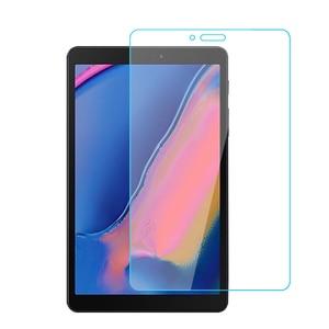 Película vidro temperado 9h, para samsung galaxy tab a 8.0 2019 t290 t295 t297 SM-T290, protetor de tela de tablet película de vidro