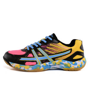 Shoes Sneaker Table-Tennis Professional Ping-Pong Training Women for And Tounament