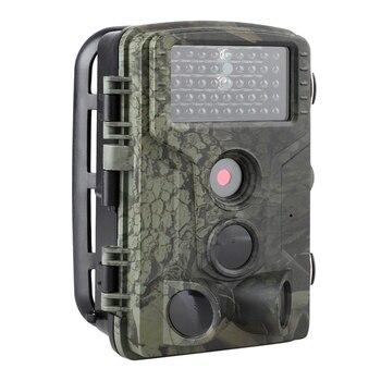 Waterproof Hunting Camera 16MP 1080P Wildlife Trail Camera Photo Traps Infrared Wildlife Wireless Surveillance Tracking Cameras