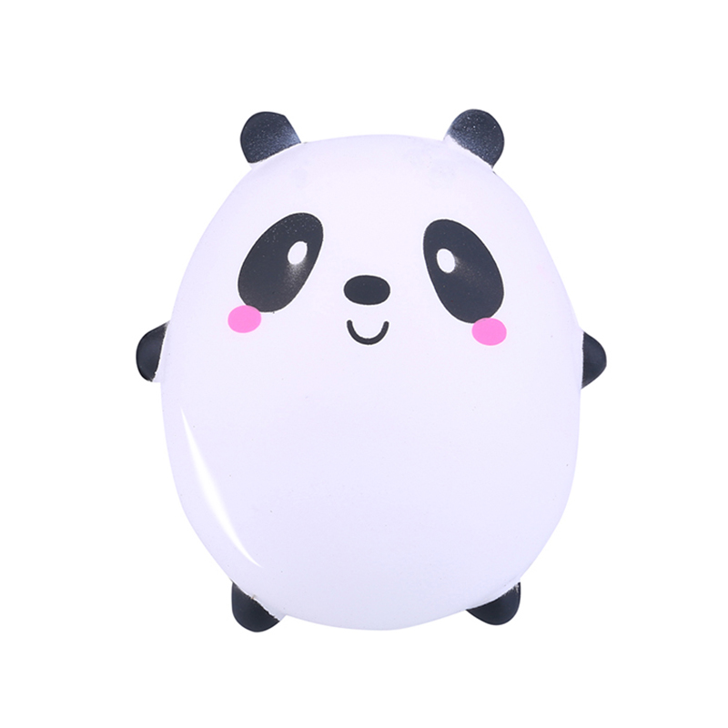 Kawaii Panda Squishy Slow Rising Creative Animal Doll Soft Squeeze Toys For Children Funny Stress Reliever Toys For Adults