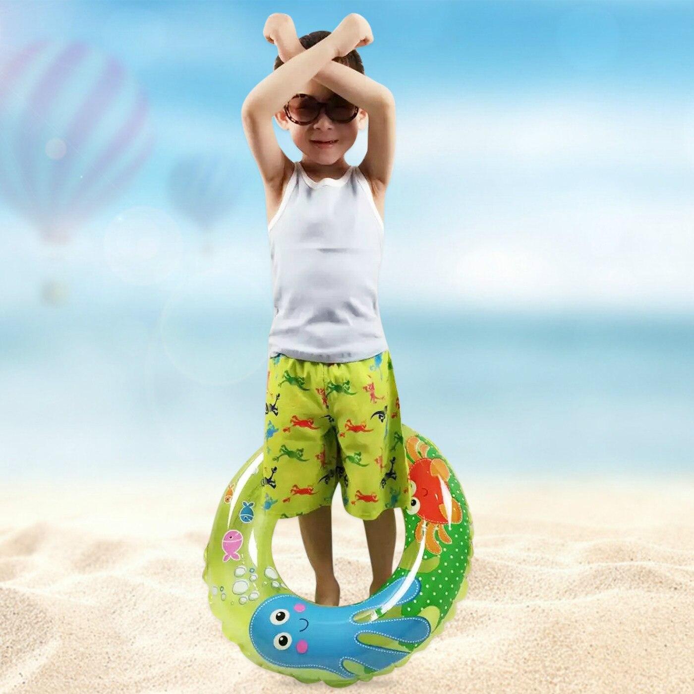 Kids' Beach Shorts Asian Tassel Printed Jin Urethane Elastic Fibre BOY'S With Of Her Drawers Beach Shorts BOY'S Boutique Beach S