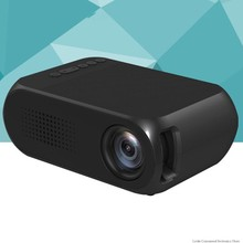 Yg320 Mini proyector Draagbare Hd 1080P Cine en Casa reproductor multimedia Beamer Usb Hdmi Led Lcd proyector(China)