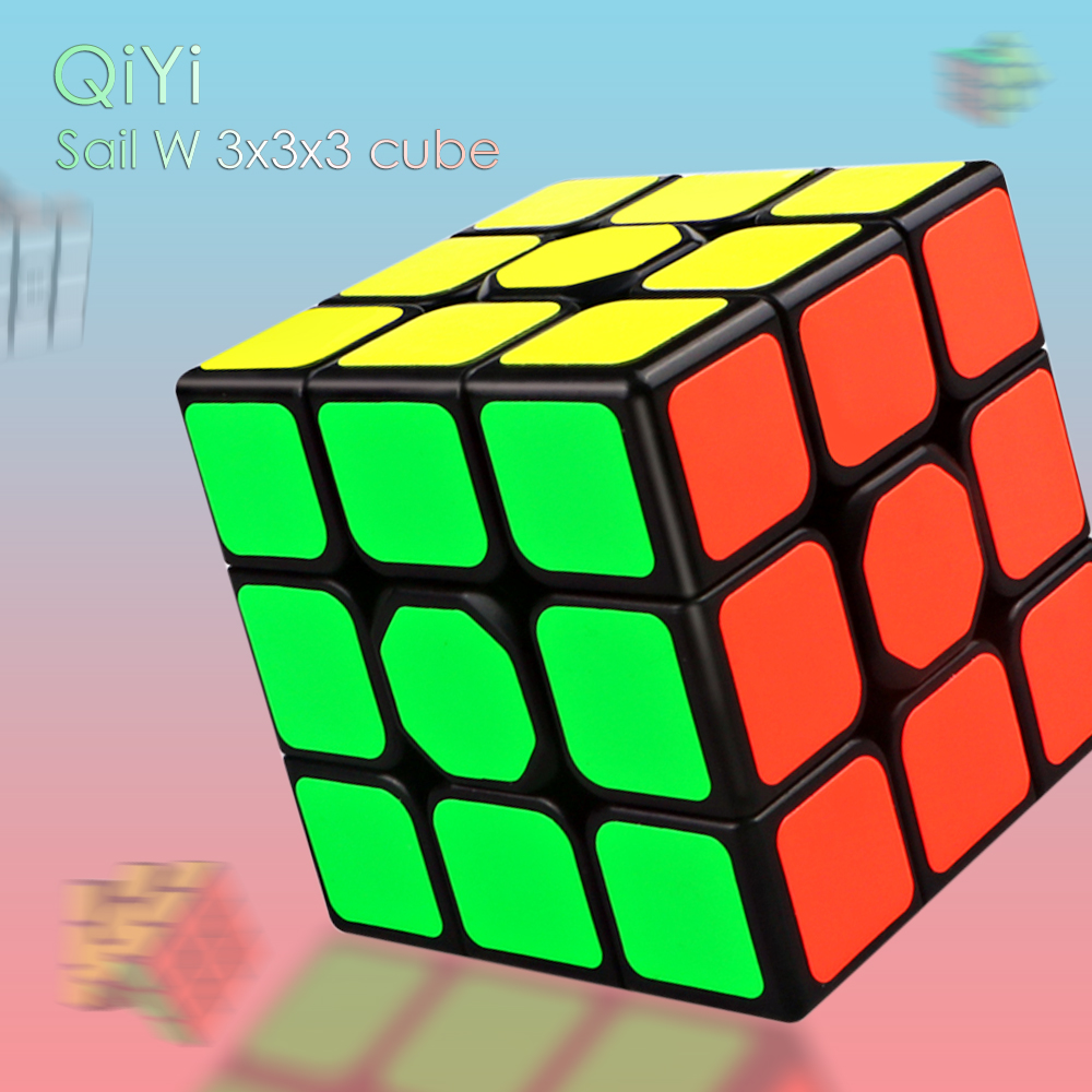 qiyi vela w 3x3x3 velocidade magia neo 04