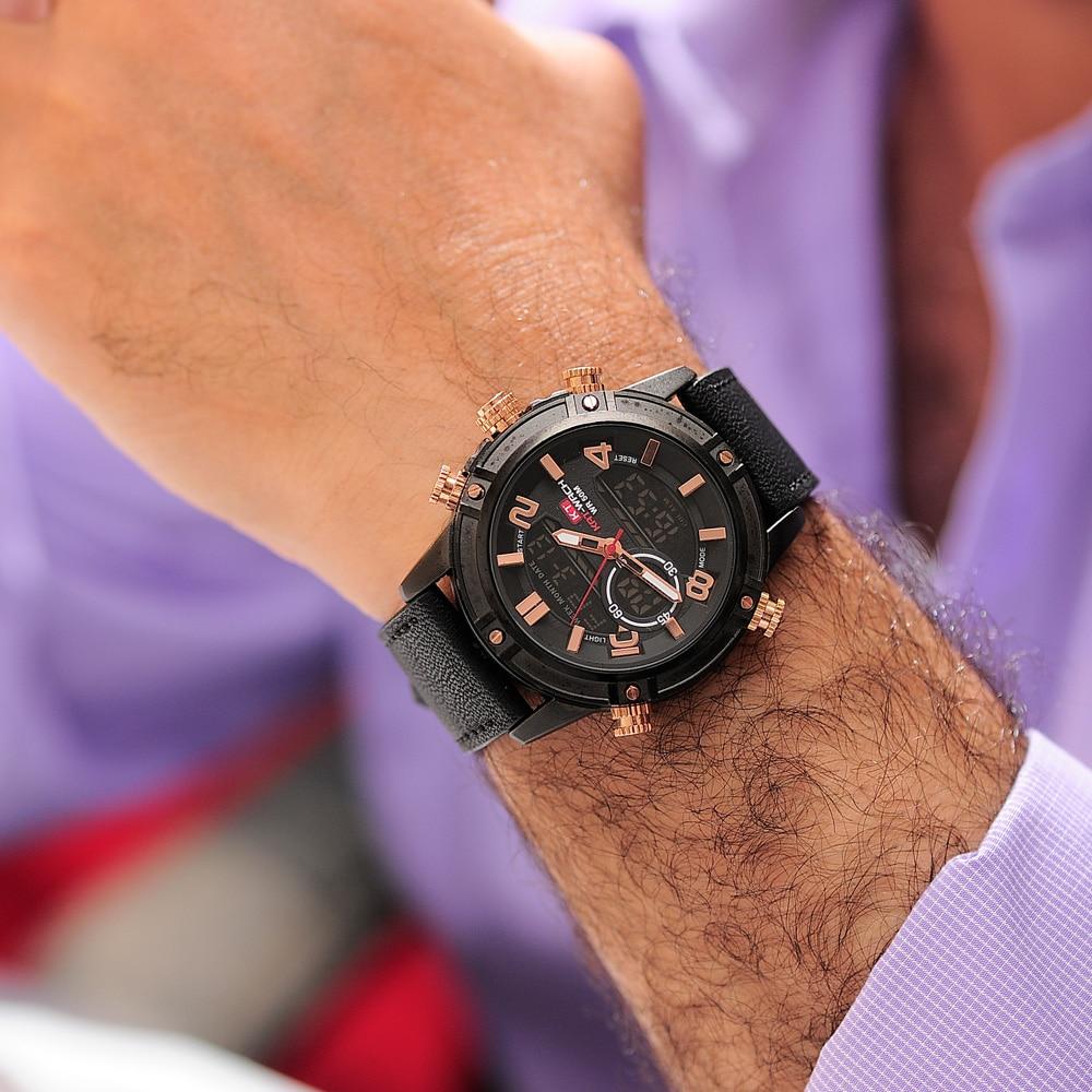 KAT WACH new men 39 s high end sports watch waterproof luminous watch chronograph watch alarm clock Calendar week relogio masculino in Digital Watches from Watches