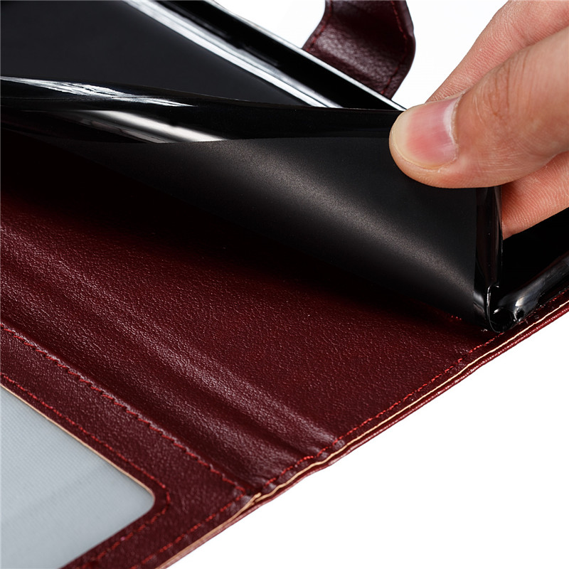 Leather Wallet Case Flip Cover for Xiaomi Redmi Note 8 7 6 5 4 Pro 8A7A 6A 5A 4X 5X 5 Plus Protect Cover 5