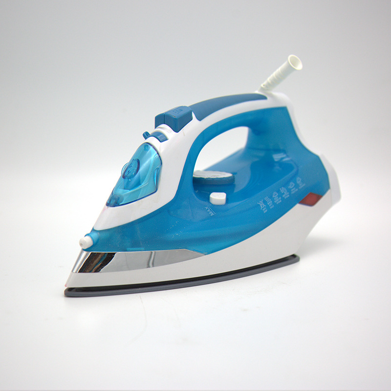 YB-09 Household Electric Iron Explosion Steam High-Power Ironing Foreign Trade Manufacturers Direct Selling Adjustable Iron