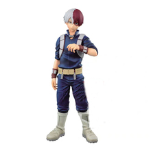 My Hero Academia Age of Heroes Shoto Figure Multicolor PVC action figure model Figurals