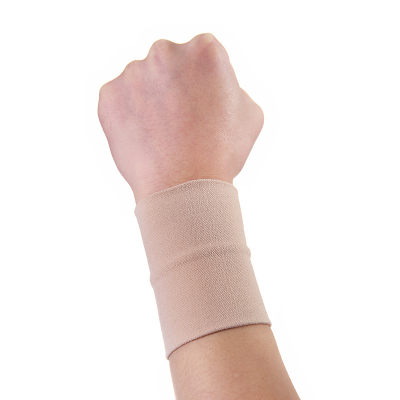 Cut Resistant Wrist Sleeves 2 Pcs Spandex Designed To Wick Sweat And Moisture Figure Skating Hockey Basketball Wrist Protection