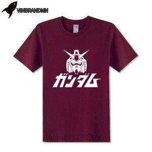 Mobile 2020 Neue Gundam Roboter Coolprint Anime T-shirt Erste Gundam RX-78-2 Riesigen Roboter Cosplay Motivs t-shirts Anzug Flügel T-Shirts