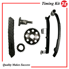TCK0402-JC Timing chain kit for car TOYOTA 2RZ 2RZ-FE HIlux HIACE SOHC 8V 2.4L Engine spare parts engine timing tool for gm chevrolet2 0 sohc car engine tools