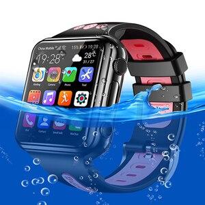 Умные часы 4G с камерой, GPS, WIFI, детские, студенческие, Whatsapp, Google Play