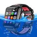Smart watch 4g com câmera, wi-fi, estudante de crianças, whatsapp, google play, smartwatch, vídeo, chamada, rastreador, telefone, relógio