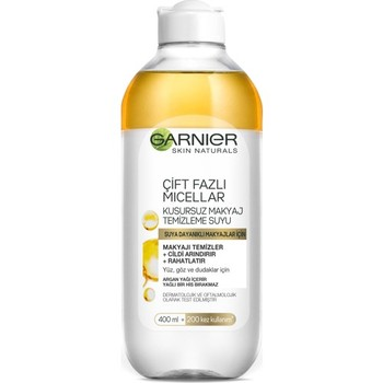 Garnier Micellar Flawless Make-Up Cleansing Water 400ml Face Erase 1