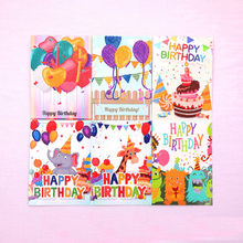 NEW Birthday Diamond Painting Invitation Cards 5D Diy Thank You cards kids gifts toy Diamond Beads Custom Cartoon birthday Party fullcang diy 5pcs full square diamond embroidery horror movie 5d diamond painting cross stitch mosaic needlework kits sale d907