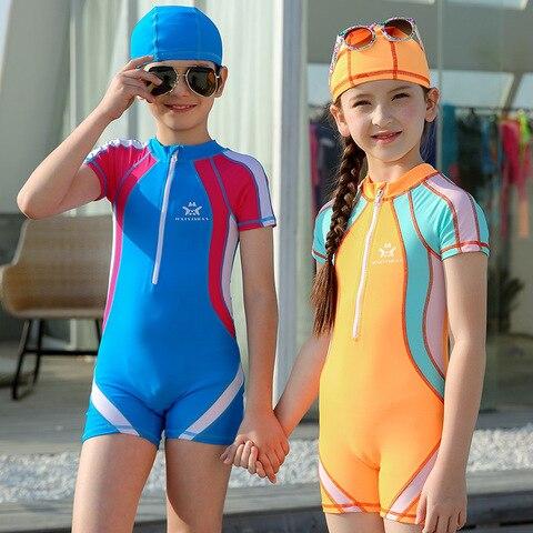 criancas esporte roupa de banho 3 15 t