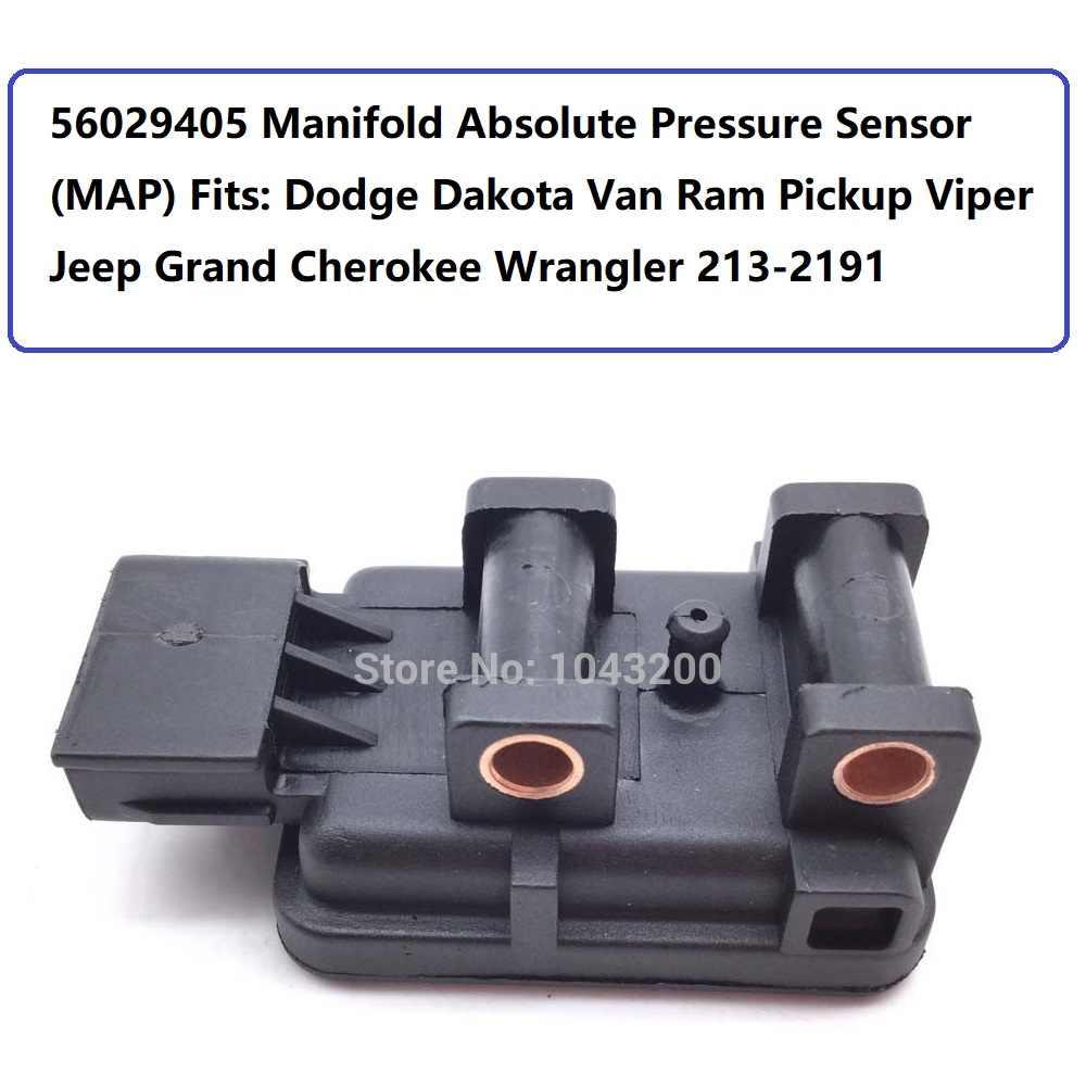 Fits Jeep Comanche MJ Wrangler YJ Cherokee XJ  Engine Sensors Crankshaft and Cam
