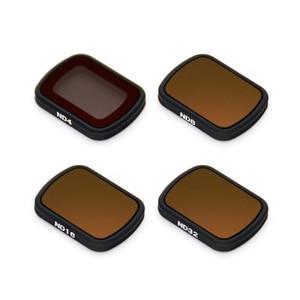 Image 5 - DJI Osmo جيب ND مرشحات مجموعة ل DJI جيب 2 ND 4 8 16 32 مع ضوء عالية الجودة الحد المواد DJI الملحقات الأصلية