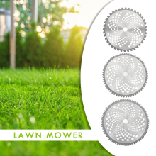 цена на Lawnmower Wire Grass Weeding Wheel Removal Stainless Steel Grass Tray Plate for Household Garden Grass Decoration