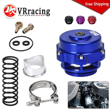 Off-Valve Blow PQY V-Band-Flange BOV with 6/18/24psi-spring/Vr5766 50mm CNC Authentic