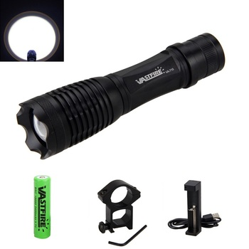 1000 LM Tactical Flashlight Adjustable XML T6 LED Hunting Flashlight Torch+ 18650 Battery+ Remote Pressure Switch+Mount+Charger sitemap 165 xml