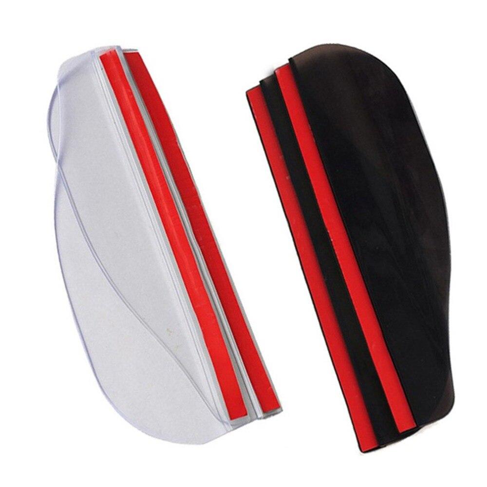 New Automotive Car Rear View Mirror Protector Guardia La Pioggia di Protezione Dello Specchio Pioggia Sopracciglio Rear View Mirror Visiera Ombra