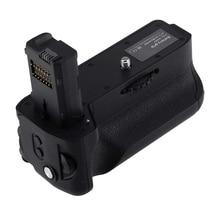 Sıcak 3C Vg C2Em pil kulbu yedeği Sony Alpha A7Ii/A7S Ii/A7R Ii dijital Slr fotoğraf makinesi ile çalışmak Np Fw50 pil
